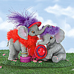 Your Friendship Is Just My Style Collectible Elephant Figurine